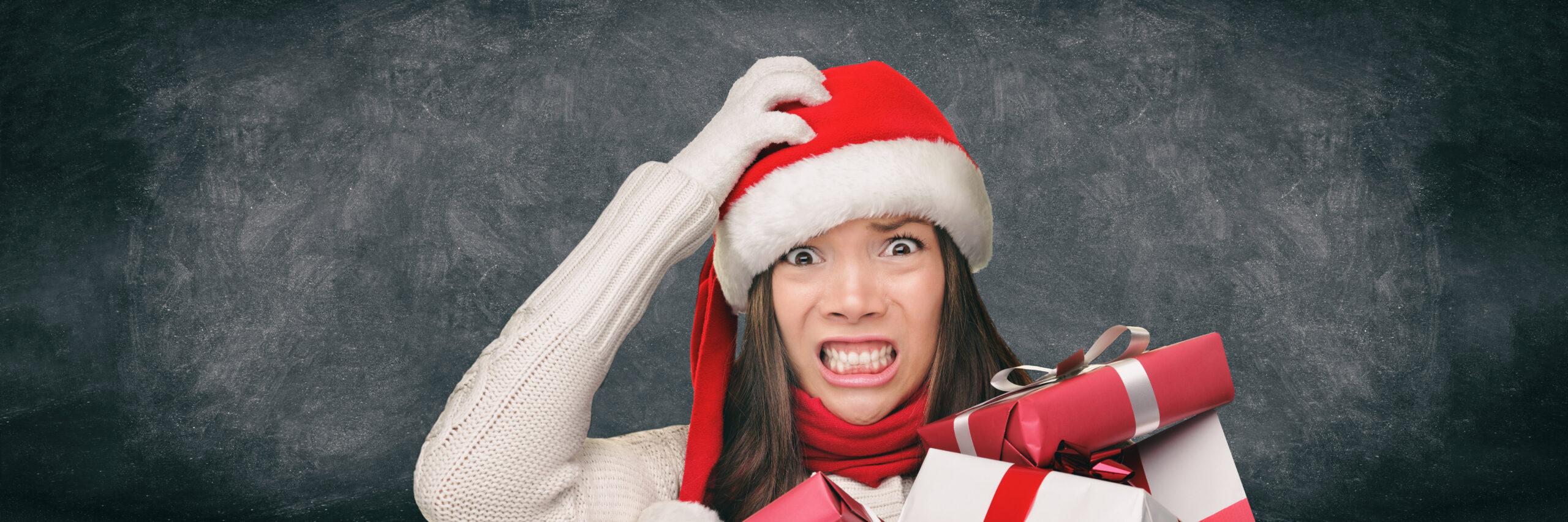 Pandemie & Weihnachtszeit: O du stressige!