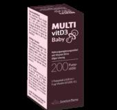 MULTIvitD3 Baby